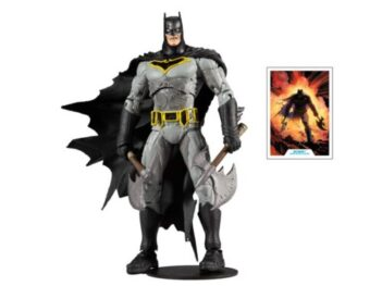 MCFARLANE TOYS Dark Nights: Metal DC Multiverse Batman Action Figure (Collect to Build: The Merciless)