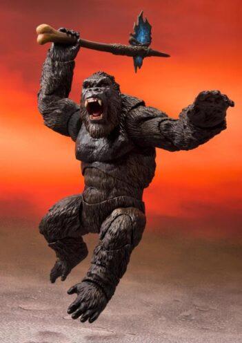 BANDAI SPIRITS Godzilla vs. Kong S.H.MonsterArts King Kong PRE VENTA