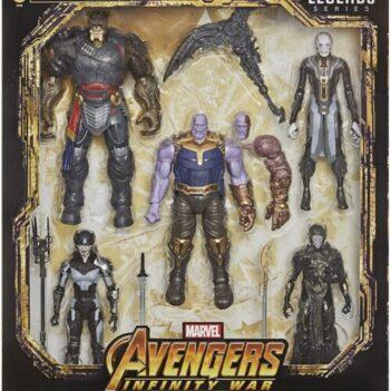 Marvel Legends The Children of Thanos