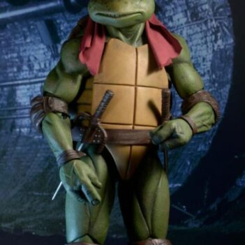 NECA TMNT (1990 Movie) Raphael 1/4 Scale Figure PRE VENTA