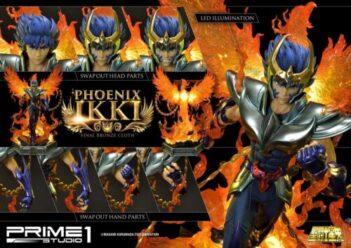 "PRIME 1 STUDIO SAINT SEIYA: PHOENIX IKKI ""FINAL BRONZE CLOTH"""