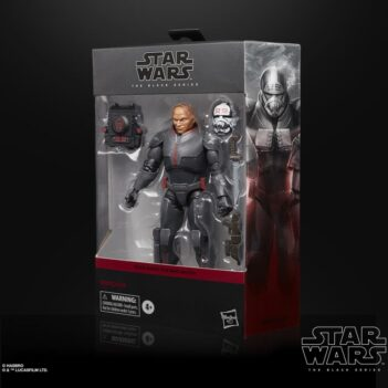 """Star Wars: The Black Series 6"""" Deluxe Wrecker (The Bad Batch)"""