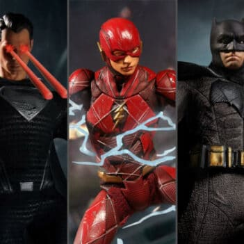Zack Snyder's Justice League One:12 Collective Deluxe Box Set