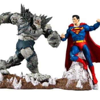 mc farlane Dark Nights: Metal DC Multiverse Batman Earth -1 (The Devastator) & Superman Two-Pack