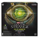 Doctor Strange Marvel Legends Eye of Agamotto