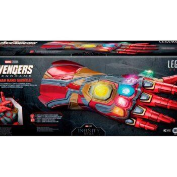 HASBRO Avengers: Endgame Marvel Legends The Infinity Saga Nano Gauntlet PRE VENTA