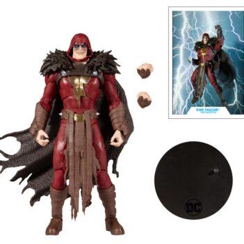 King Shazam! DC Multiverse DC Multiverse Shazam! The Infected Action Figure