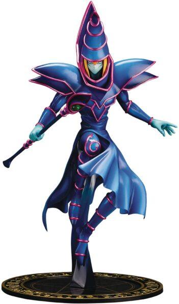 KOTOBUKIYA Yu-Gi-Oh! ArtFX J Dark Magician Statue