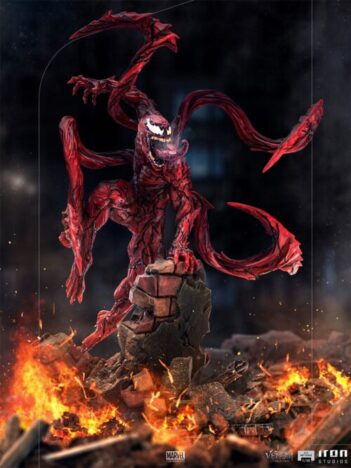Carnage - BDS Art Scale 1/10 - Venom: Let There Be Carnage