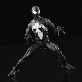 Spider-Man Marvel Legends Retro Collection Wave 2 Set of 6 Figures